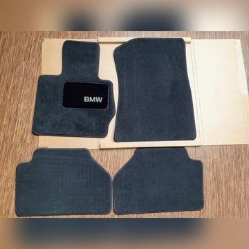 Nowe Oryginalne dywaniki welurowe BMW X3 F25 X4 26