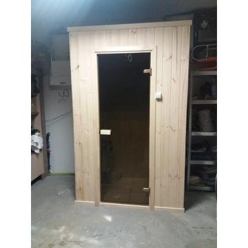 Nowa sauna w twoim domu, garażu, piwnicy