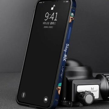 Greenyeah Bumper Metalowa Ramka iPhone 12 pro mini