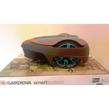 Gardena Robot koszący 1000m2 SilenoLife smart zest