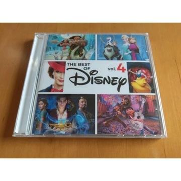 Płyta The Best Of Disney Vol. 4 - NOWA