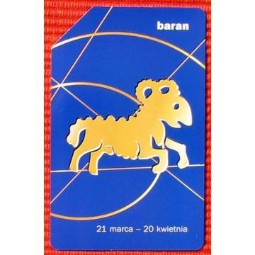 KT 761 - Znaki Zodiaku Baran