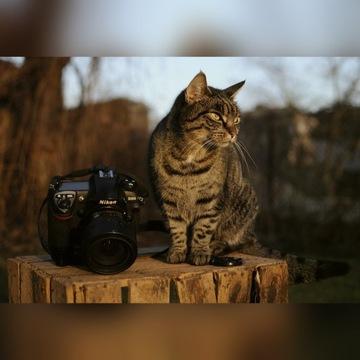 Nikon D200 14.276 przebiegu.