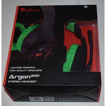 Słuchawki Argon 200