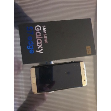 Samsung s7 EDGE uszkodzony