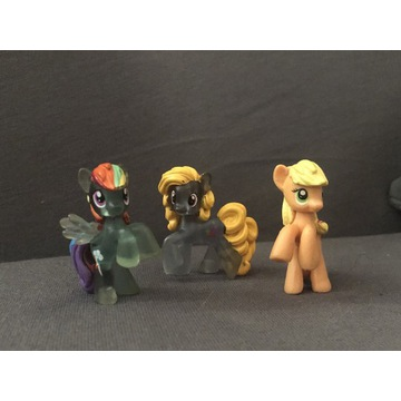 Zestaw Kucyków My Little Pony Filly małe