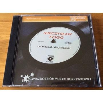 Mieczysław Fogg Od piosenki do piosenki CD 2005