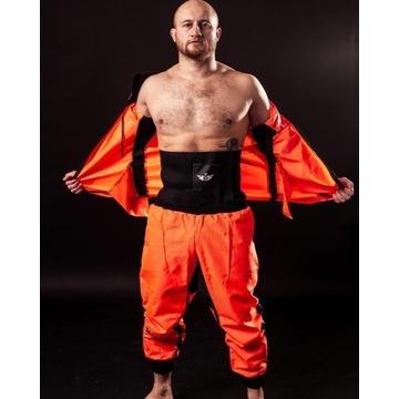 kostium do szybkiej redukcji wagi sauna dres strój