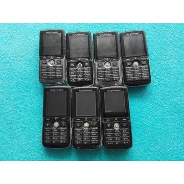 Sony Ericsson K750i x7 sztuk