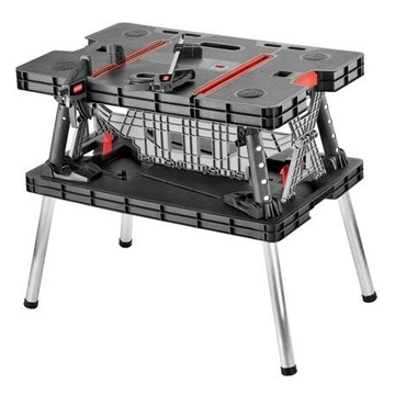 Stół składany, roboczy KETER 75,5X85X55 cm