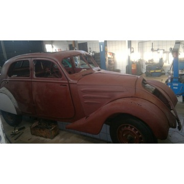 Sprzedam Peugeot 302 r. 1936