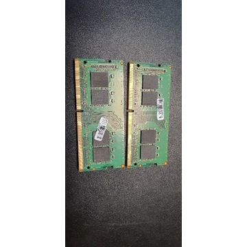 Pamięć RAM SO-DIMM DDR4 2X4GB MICRON PC4-2133P-SAB