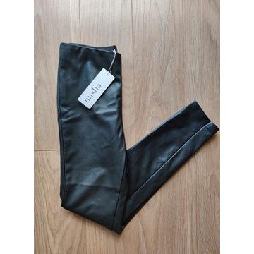 Spodnie sztuczna skóra 38 Misha Diverse