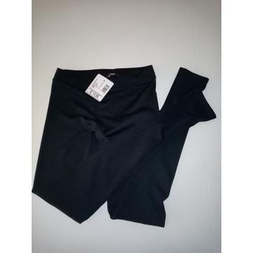 Czarne legginsy Tezenis