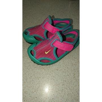 Sandaly Sandalki Nike Sunray rozmiar 21 wk 11-12cm