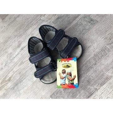 Renbut sandałki chłopięce 21 sandały Ren But