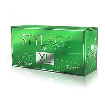 Kwas hialuronowy usieciowany - Stylage XL (2x1ml)