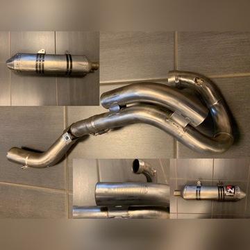 Akrapovic. - układ wydechowy FE250,FE350
