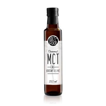 Kokosowy olej MCT Diet-Food 250ml