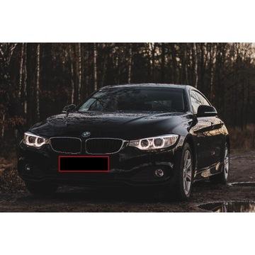 BMW seria 420i, 2016r, 2.0 benzyna, 80tys przebieg