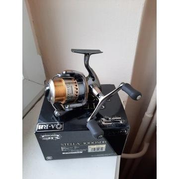 Piękny kołowrotek Shimano 04 Stella 3000SDH JDM OK