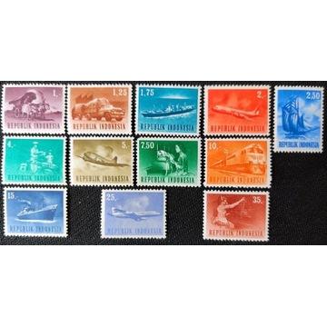 Transport - INDONEZJA** 1964