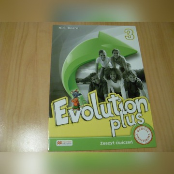 Nick Beare EVOLUTION PLUS 3 Zeszyt ćwiczeń