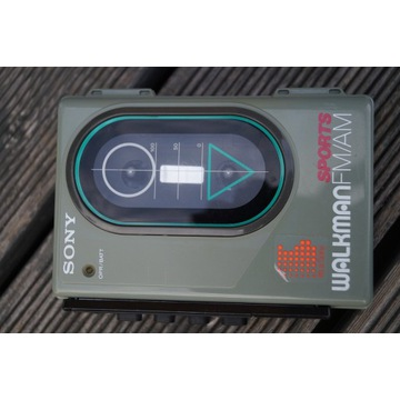 Walkman Sony WM-F35