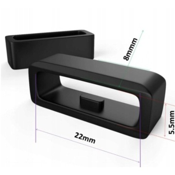 szlufka do paska Garmin rozmiar 22 mm