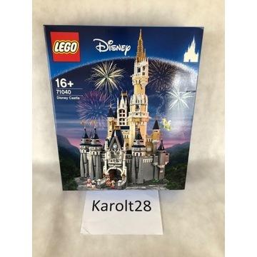 LEGO Disney 71040 - Zamek Disneya