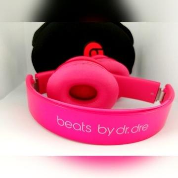 Słuchawki Beats by dr. dre + etui