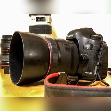 Canon EOS 5D Mark III MKIII komplet - BCM super!