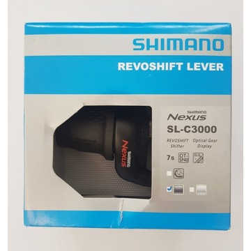 Manetka Shimano Nexus 7 speed SL-C3000