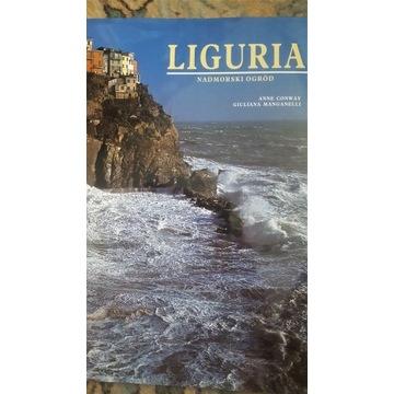 Książka LIGURIA  - Nadmorski ogród