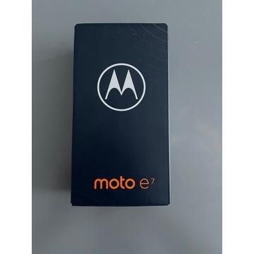 Motorola Moto e7 nowa w okazyjnej cenie!