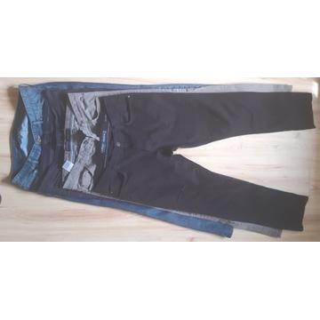 Spodnie męskie 4-pak W38 L34 C&A