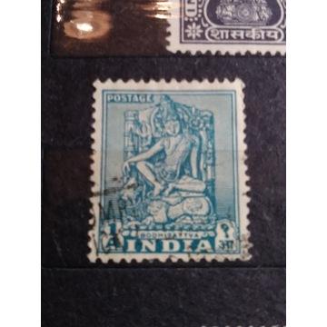 Piekny znaczek INDIE