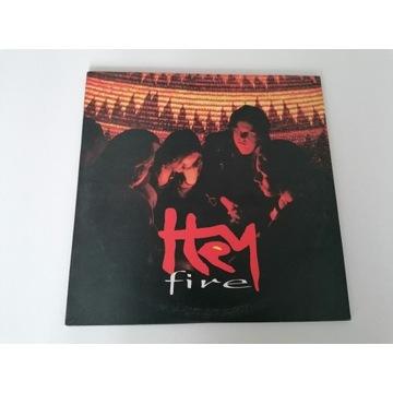 Hey - Fire 2LP vinyl UNIKAT limited edition 500szt