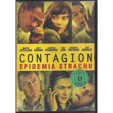 CONTAGION EPIDEMIA STRACHU Soderbergh, pandemia