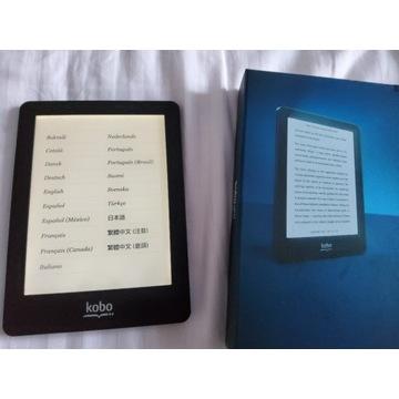 Czytnik Ebook Kobo Glo z podświetleniem