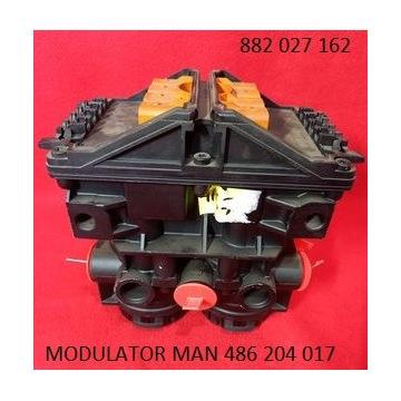 Zawór EBS  MAN typ KNORR  0486204012/0 486 204 017