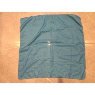 Niebieska chusta/apaszka