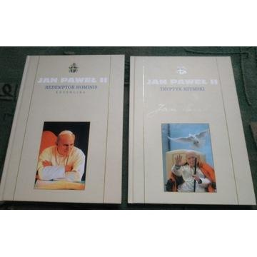 Jan Paweł II - Encyklika, Tryptyk - 2 książki