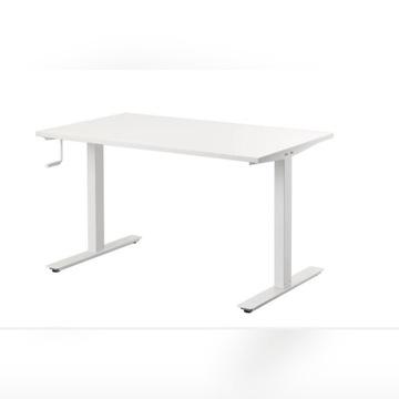 BIURKO Z REGULACJĄ WYSOKOŚCI   SKARSTA IKEA