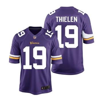Minnesota Vikings - THIELEN M NFL koszulka NIKE
