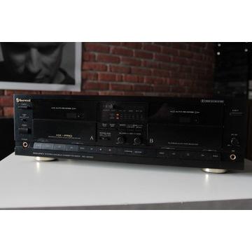 Magnetofon stereo double deck Sherwood DD 4010 C