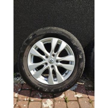 """Ładne Felgi 16"""" Suzuki SX4 Swift Fiat Opony, 4szt"""