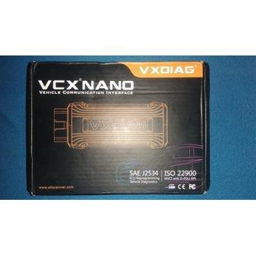 VXDIAG VCX NANO USB FORD MAZDA IDS