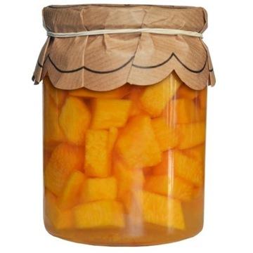 Dynia z pomarańczą 500ml  _SŁOWIAŃSKIE SKARBY