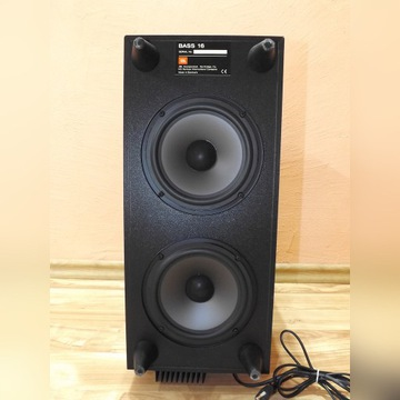 2 sztuki głośnik niskotonowy  SE6H JBL HARMAN